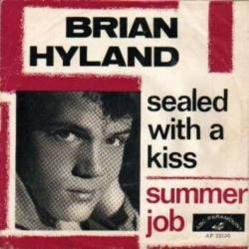 Sealed With A Kiss Brian Hyland