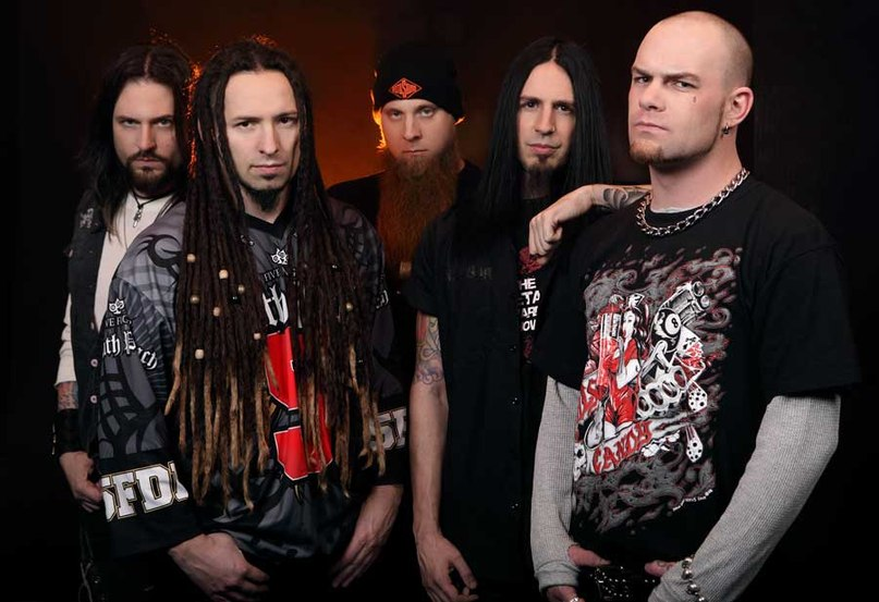The Pride Five Finger Death Punch