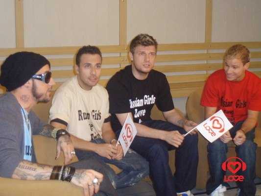 Love Is Backstreet Boys