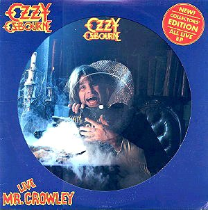 Mr. Crowley Ozzy Osbourne