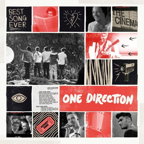 Best Song Ever One Direction
