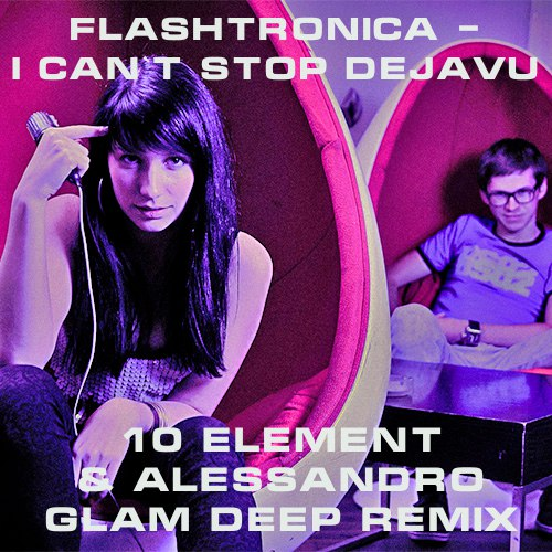 I Can't Stop (Jerry Baccardi Bootleg) Flashtronica