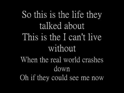 Hinder - The Life (with lyrics) HQ