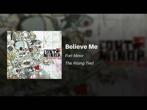 Fort Minor - Believe Me (feat. Bobo and Styles of Beyond)