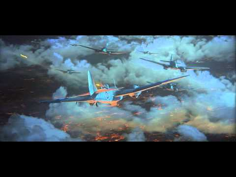 World of Warplanes Video Trailers British Warplanes
