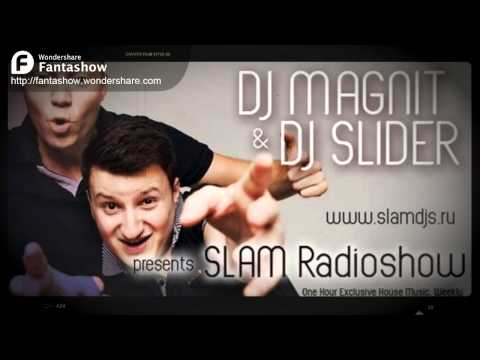 magnit and slider-slam radioshow
