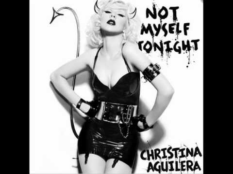 Christina Aguilera - Not Myself Tonight (Laidback Luke Remix )