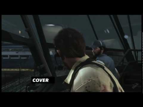 Max Payne 3 OST - Tears by Health (Full Version with lyrics and gameplay)