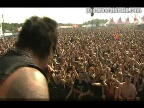 Papa Roach 04 Hollywood Whore Live @ Graspop Festival 2009 HQ