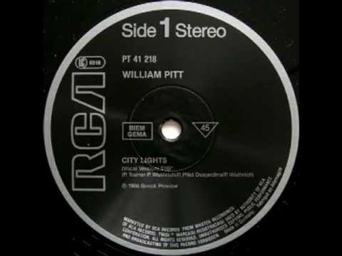 William Pitt - City Lights (Extended Remix)