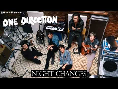 One Direction - Night Changes ( Piano Instrumental )