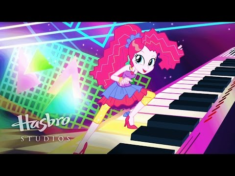 "MLP: Equestria Girls - Rainbow Rocks - ""Friendship Through the Ages"" Music Video"