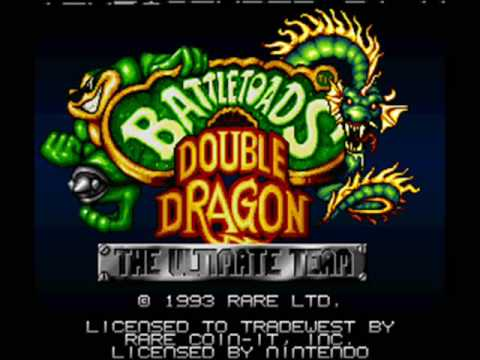 Battletoads & Double Dragon - The Ultimate Team SNES Main Theme