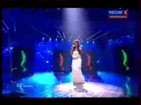 Гайтана  - Be my Guest Eurovision 2012 Украина