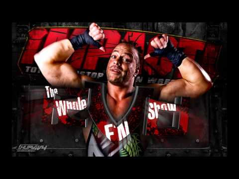 Rob Van Dam WWE 2013 Theme Song HD