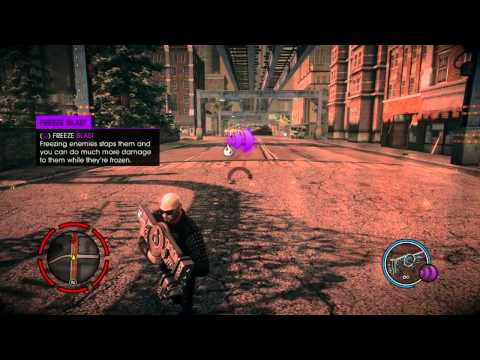 Saints Row IV Dubstep Gun Death Metal Addon