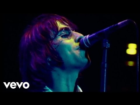 Oasis - Champagne Supernova (Official Video)