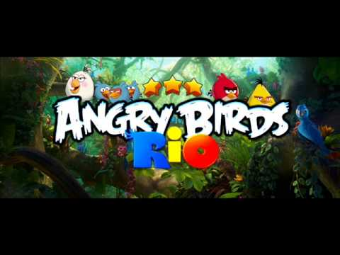 Angry Birds Rio 2 Theme Performed by Barbatuques