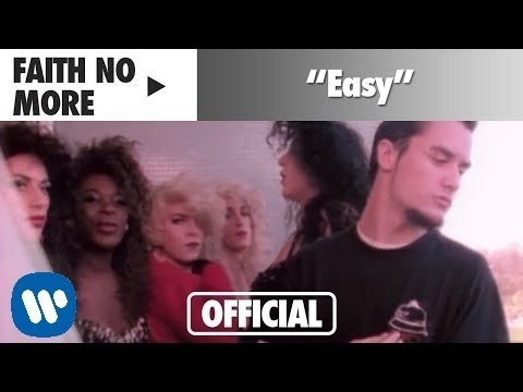 Faith No More - Easy (Official Music Video)