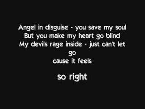 Cinema Bizarre - Angel in Disguise Lyrics