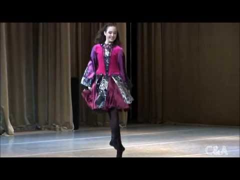 Irish dance solo Ирландский танец Мягкая ирландия