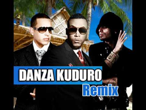 Don Omar Feat. Lucenzo - Danza Kuduro (Sandslash Remix) (ZYGA upload)