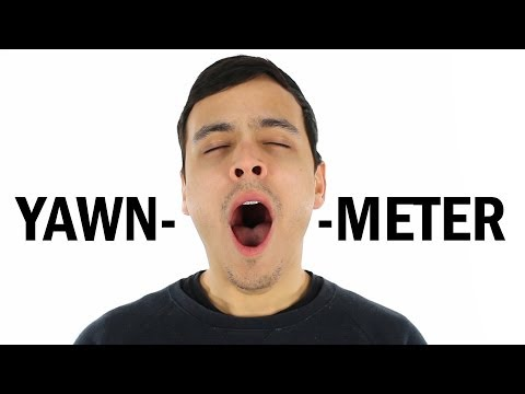 The Yawn-O-Meter (How Long Can You Last?)