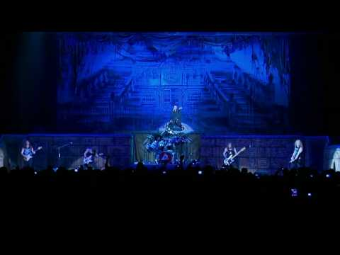 Iron Maiden - Rime Of The Ancient Mariner (Part 1) (Flight 666) [HD]