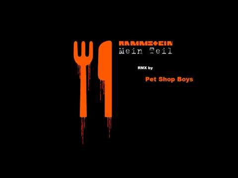 Rammstein & Pet Shop Boys - Mein Teil (remix) HD