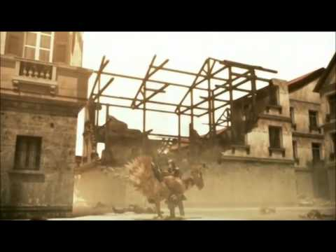 [GMV] Final Fantasy Type-0 - The Birthday Massacre -- Red Stars {OST - Final Fantasy Versus XIII}