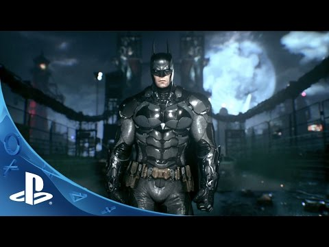 Batman: Arkham Knight - Official Launch Trailer | PS4