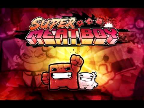 Power of the Meat - Super meat boy