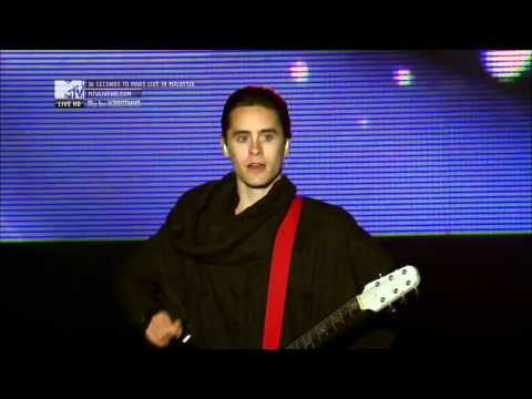 30 Seconds to Mars Attack Live MTV World Stage Malaysia 2011 HDTV 1080p.mp4