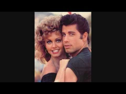 Grease - Summer Nights - John Travolta & Olivia Newton-John HD Photoshoots