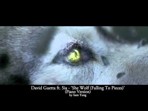 'She Wolf (Falling To Pieces)' - David Guetta ft. Sia - (Piano Cover) by Sam Yung