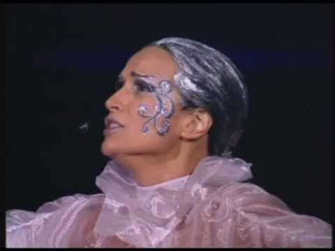 Fifth Element Diva song - full version. SINGING - EVGENIA LAGUNA.