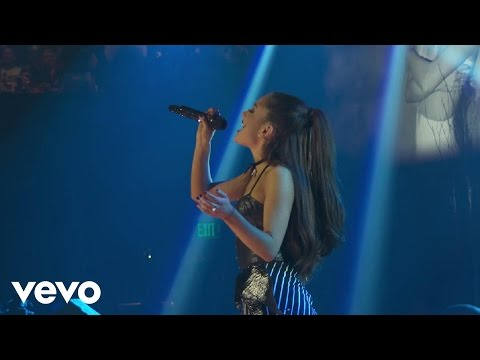 Ariana Grande - Love Me Harder (Live on the Honda Stage at the iHeartRadio Theater LA)