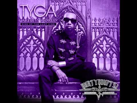 Tyga - Faded Feat. Lil Wayne (Chopped & Screwed By DurtySoufTx1) + Free DL