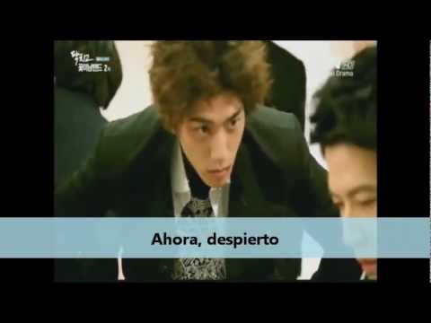 Shut Up Flower Boy Band OST (Sung Joon) - Wake Up MV - Sub. Español