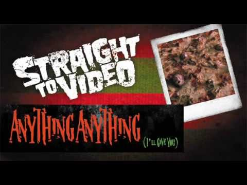 Anything Anything Cover - Straight To Video