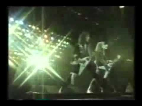 Accept - Fast as a Shark (official Video)