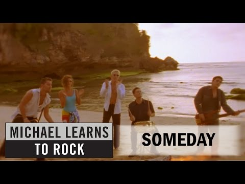 Michael Learns To Rock - Someday (Official Music Video)
