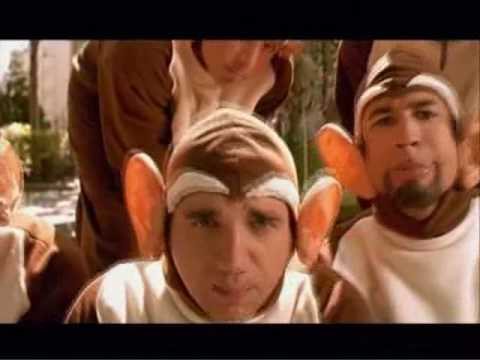 The Bloodhound Gang - The Bad Touch ( Eiffel 65 Video Edit P!nKy )