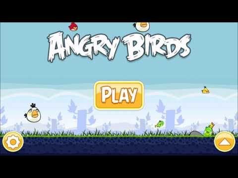 Original Main Theme - Angry Birds Music