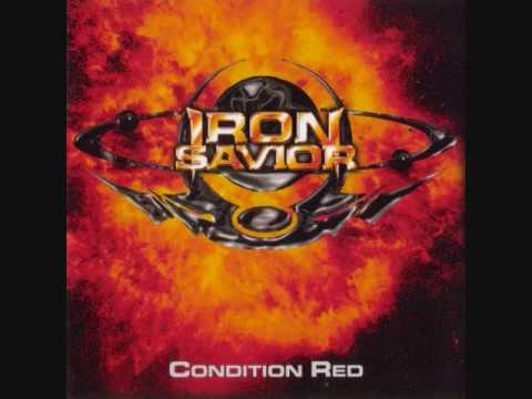 Iron Savior - 13 Crazy (Seal cover) (Condition Red)