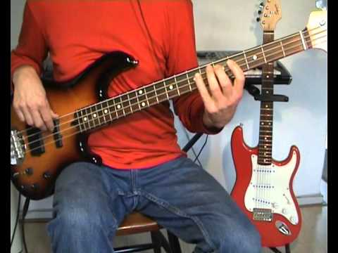 Joe South - Games People Play - Bass Cover