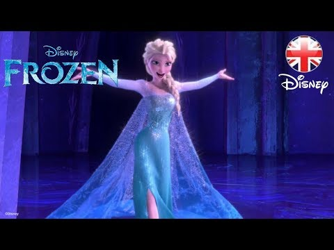 Let It Go from Disney's FROZEN as performed by Idina Menzel | Official Disney HD