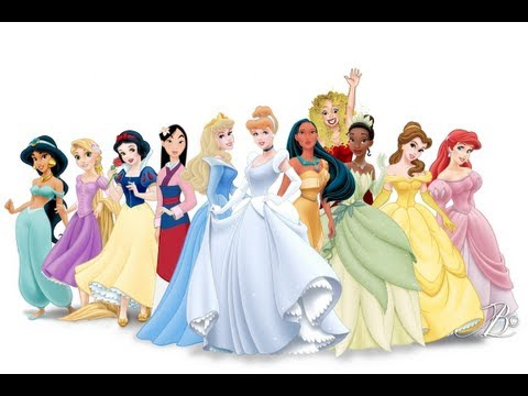 Why can't I be a Disney Princess?