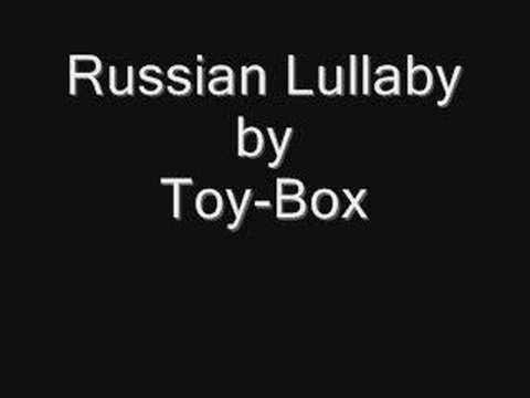 Toy-Box - Russian Lullaby