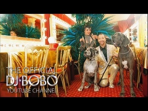 DJ BoBo - EVERYBODY'S GONNA DANCE ( Official Music Video )